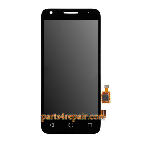 Complete Screen Assembly for Alcatel Pixi 3 (4.5) 4027