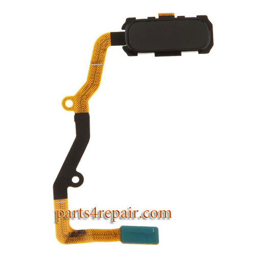 Home Button Flex Cable for Samsung Galaxy S7 Edge All Versions -Black