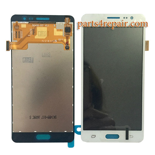 Complete Screen Assembly for Samsung Galaxy On5 G5500 -White