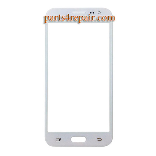 Front Glass for Samsung Galaxy J2 -White