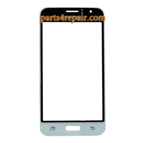 Front Glass for Samsung Galaxy J1 (2016) J120 -White