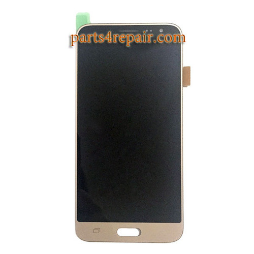 Complete Screen Assembly for Samsung Galaxy J1 (2016) -Gold