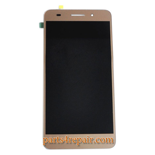 Complete Screen Assembly for Huawei Honor 5A -Gold