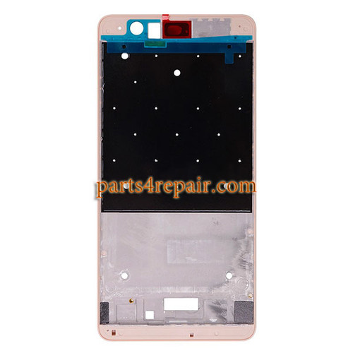 Front Housing Cover for Huawei Honor V8 -Gold