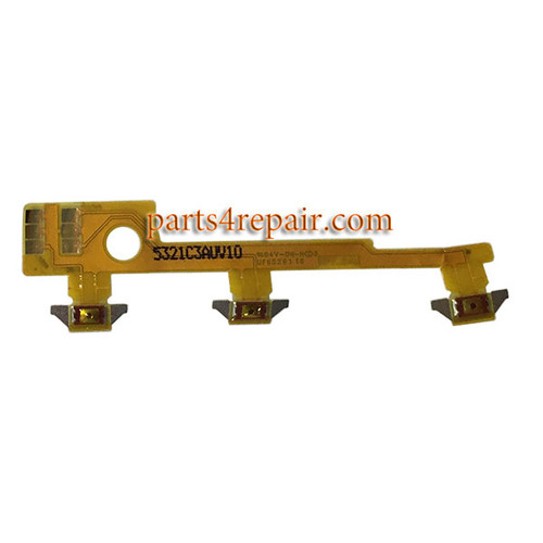 Side Key Flex Cable for Microsoft Lumia 640 XL