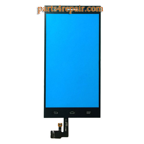 Touch Screen Digitizer for ZTE Star 2 -Black
