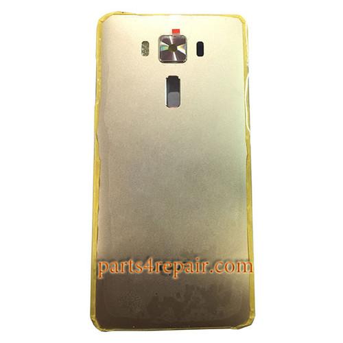 Back Housing without Side Keys for Asus Zenfone 3 ZE552KL -Gold