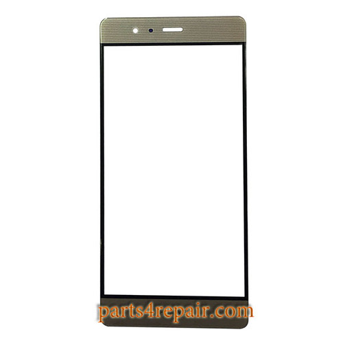 Front Glass OEM for Huawei P9 Plus -Gold