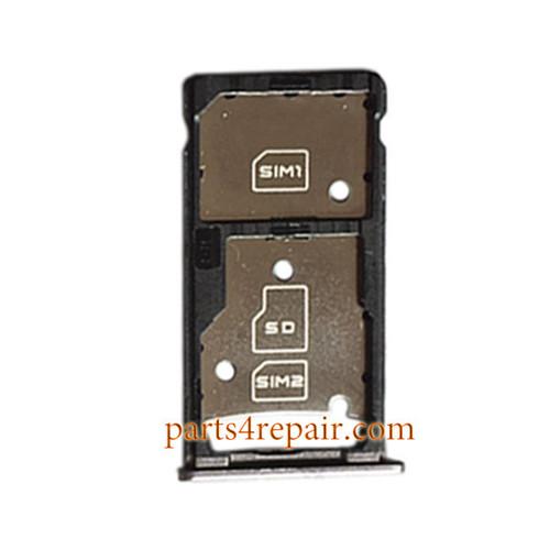 SIM Tray for Huawei Honor 5C -Gray