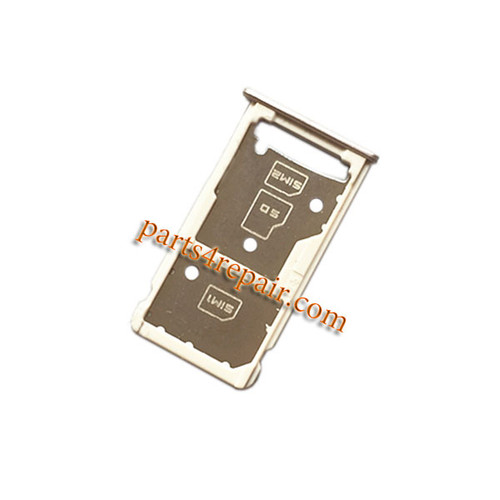 SIM Tray for Huawei Honor 5C -Gold