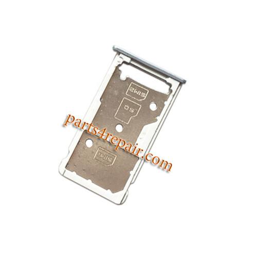 SIM Tray for Huawei Honor 5C -Silver
