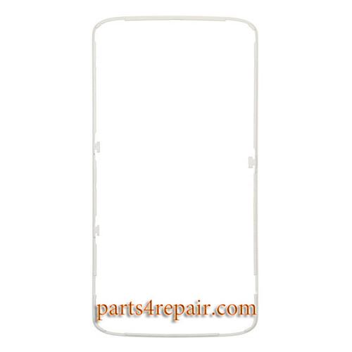 Front Bezel for Motorola Droid Turbo 2 XT1585 -White