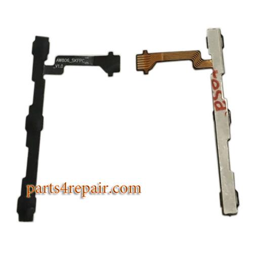 Side Key Flex Cable for Asus Zenfone Go ZC500TG