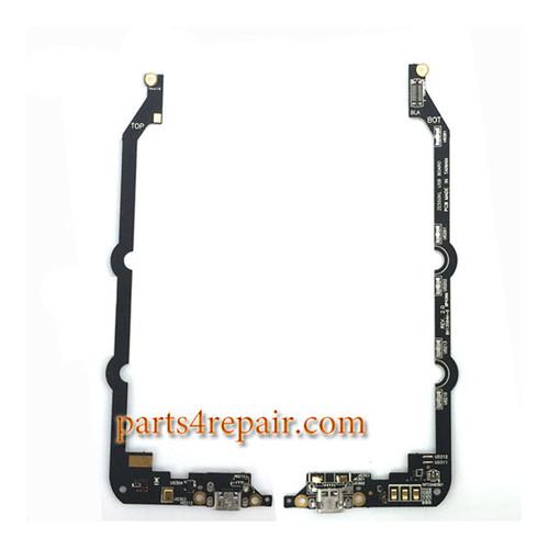 Dock Charging Flex Cable OEM for Asus Zenfone 2 Laser ZE551KL