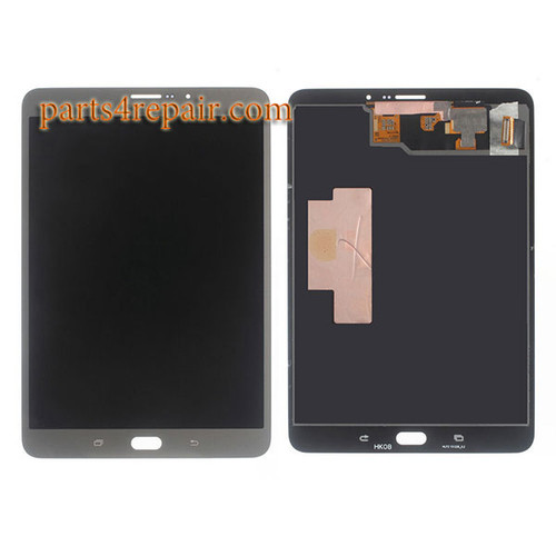 Complete Screen Assembly for Samsung Galaxy Tab S2 8.0 T715 3G -Gray