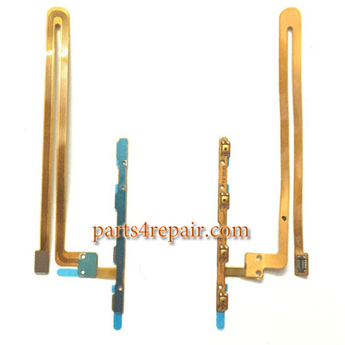 Side Key Flex Cable for Huawei Honor V8 -Version 1