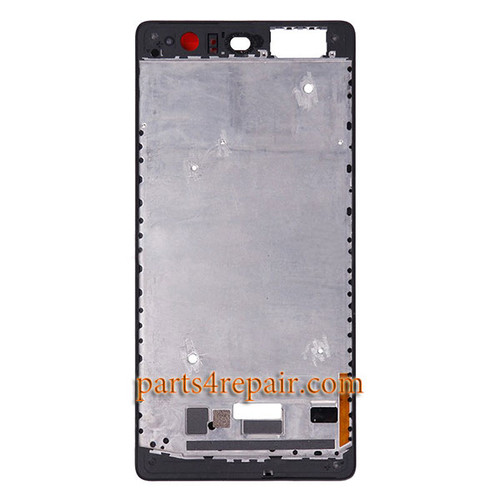 Front Housing Cover for Huawei P9 Plus -Black