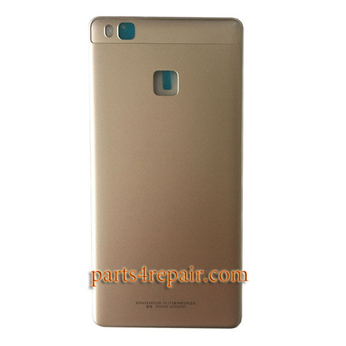 Back Cover for Huawei P9 Lite -Gold