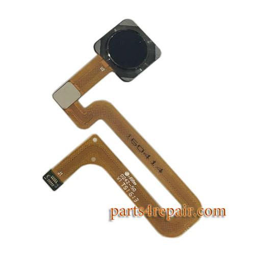 Fingerprint Sensor Flex Cable for Xiaomi Mi 4s -Black