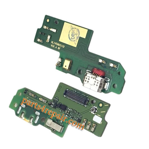 Dock Charging PCB Board for Huawei P9 Lite