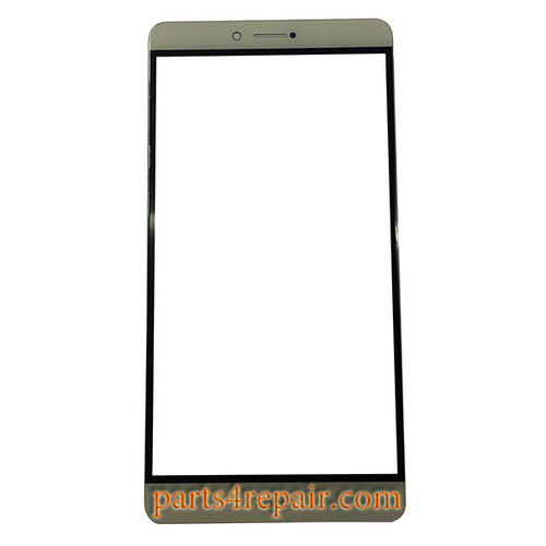 Front Glass OEM for Huawei Honor Note 8 -White