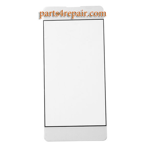 Front Glass OEM for Sony Xperia XA -White