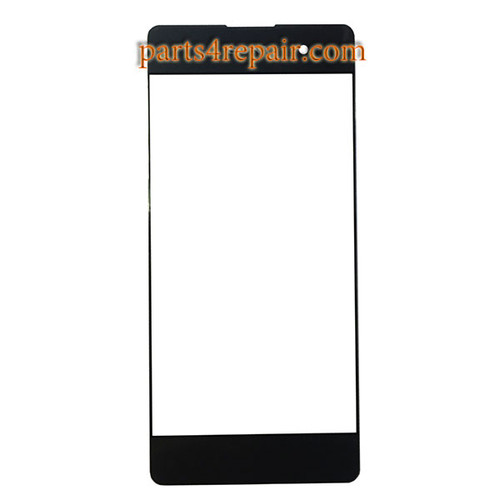 Front Glass OEM for Sony Xperia XA -Graphite Black