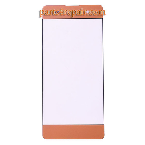 Front Glass OEM for Sony Xperia XA -Rose Gold
