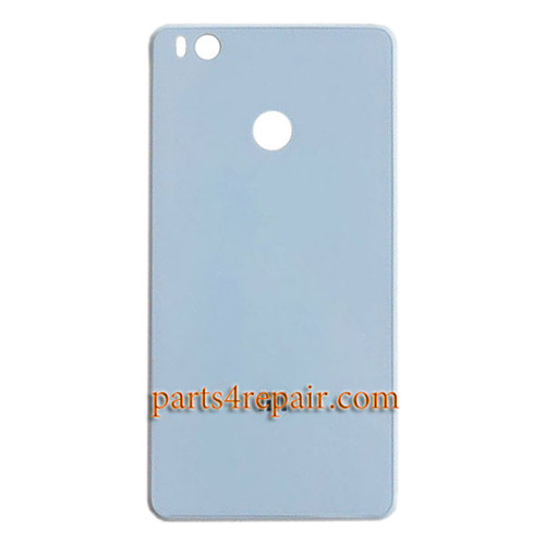 Back Cover Plastic with Buckle for Xiaomi Mi 4s -White