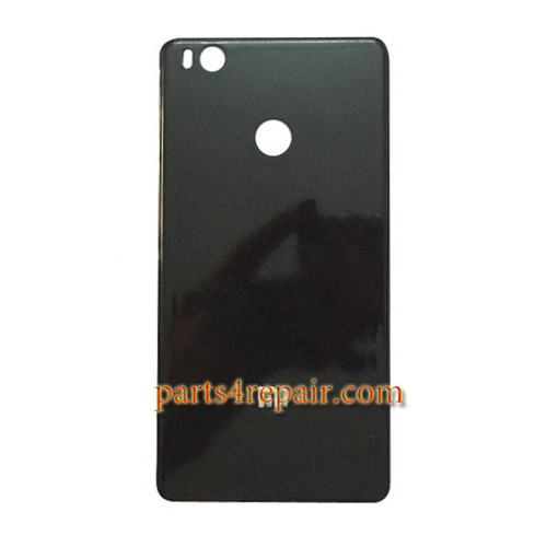 Back Cover Plastic with Buckle for Xiaomi Mi 4s -Black