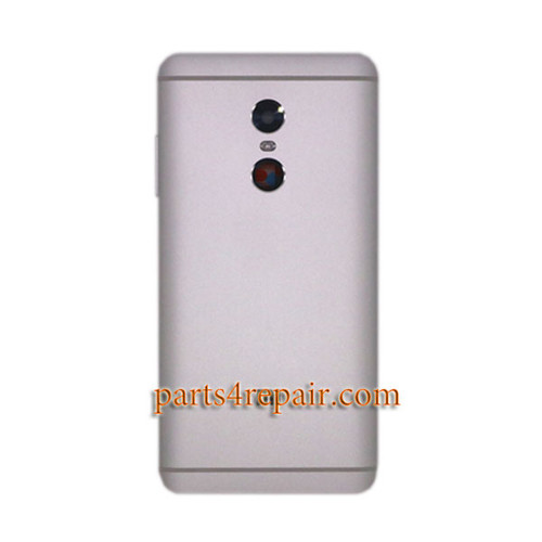 Back Housing with Side Keys for Xiaomi Redmi Note 4 -Silver