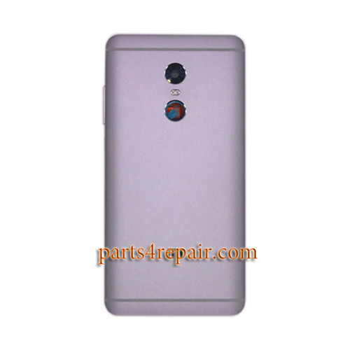 Back Housing with Side Keys for Xiaomi Redmi Note 4 -Gray