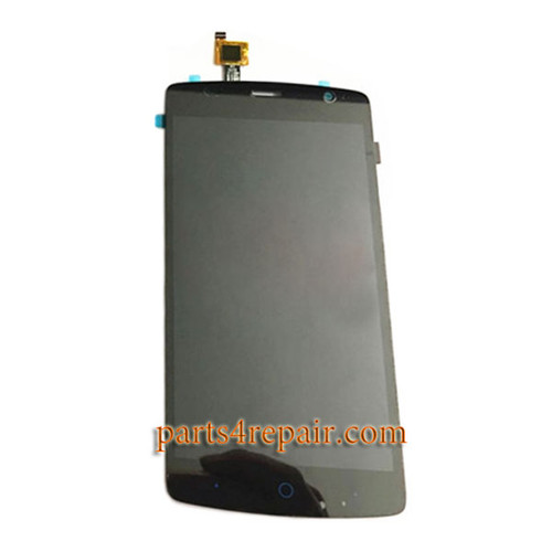 Complete Screen Assembly for ZTE Blade L5 Plus -Black