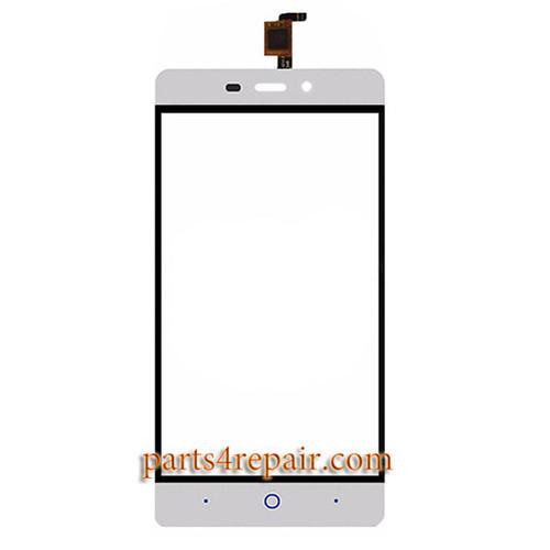 Touch Screen Digitizer for ZTE Blade X3 -White