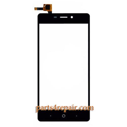 Touch Screen Digitizer for ZTE Blade X9 -Black