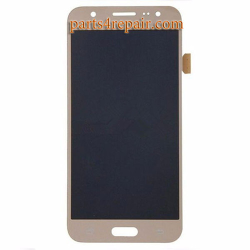 Complete Screen Assembly for Samsung Galaxy J7 (2016) All Series -Gold
