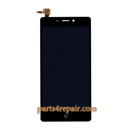 Complete Screen Assembly for ZTE Blade X9 -Black