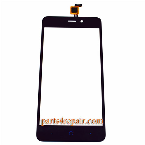 Touch Screen Digitizer for ZTE Blade A452 -Black
