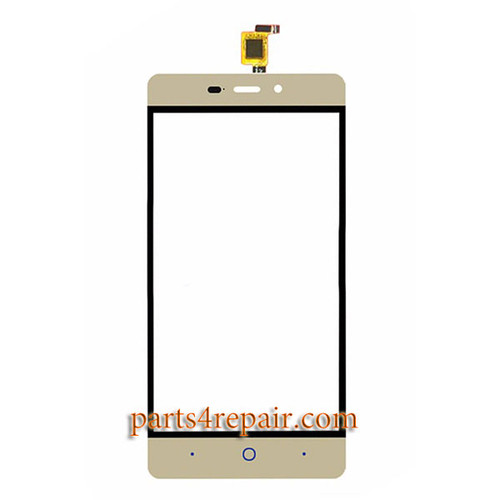 Touch Screen Digitizer for ZTE Blade A452 -Gold