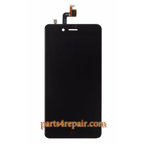 Complete Screen Assembly for ZTE Nubia Z11 mini NX529J -Black