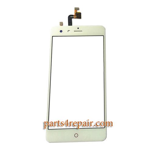 Touch Screen Digitizer for ZTE Nubia Z11 mini NX529J -White