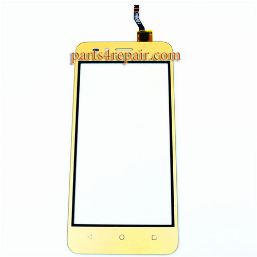 Touch Screen Digitizer for Huawei Y3II (Version 2) -Gold