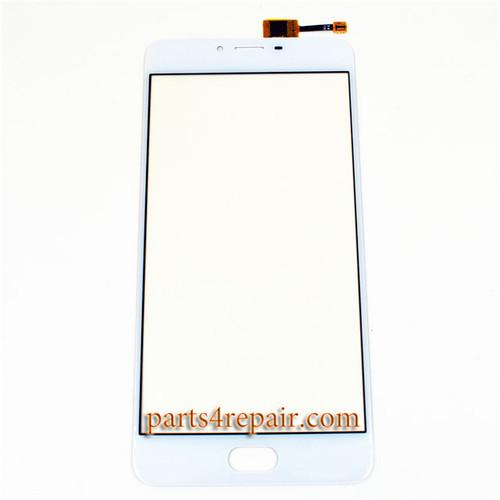 Touch Screen Digitizer for Meizu U20 -White