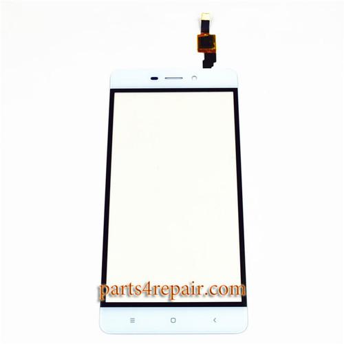 Touch Screen Digitizer for Xiaomi Redmi 4 Standard Version -White