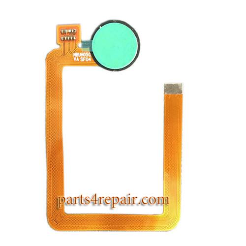 Fingerprint Sensor Flex Cable for ZTE Nubia Z11 mini NX529J -Black