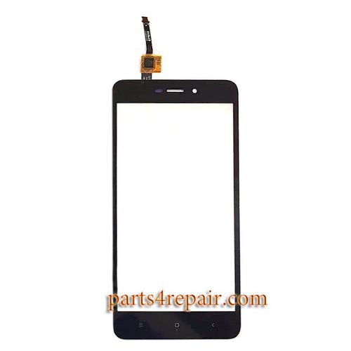 Touch Screen Digitizer for Xiaomi Redmi 4A -Black