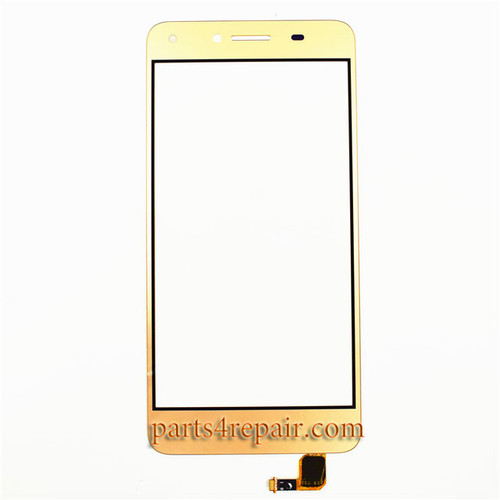 Touch Screen Digitizer for Huawei Y5II -Gold