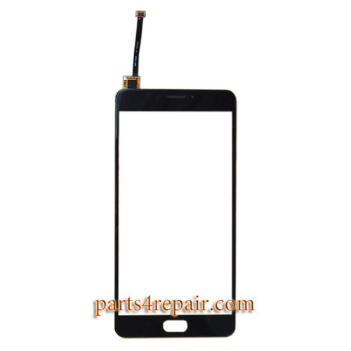 Touch Screen Digitizer for Meizu m3 Max -Black