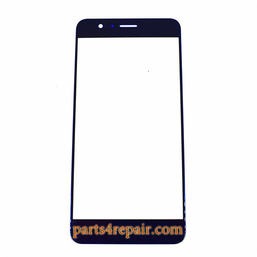 Front Glass OEM for Huawei Honor 8 -Sapphire Blue