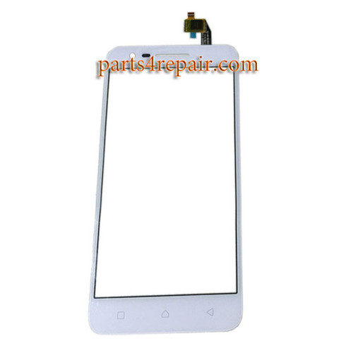 Touch Screen Digitizer for Lenovo C2 k10a40 -White